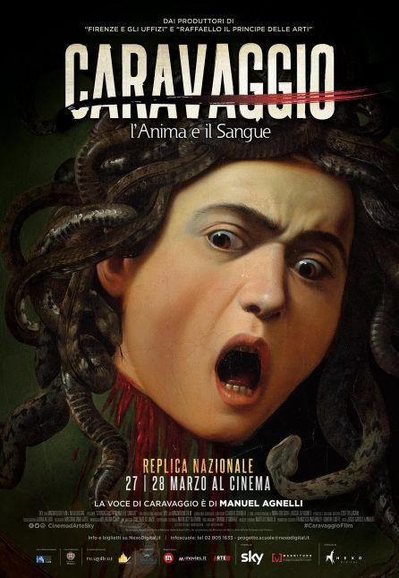 CARAVAGGIO - L'ANIMA E IL SANGUE - LA GRANDE ARTE AL CINEMA 2017/2018